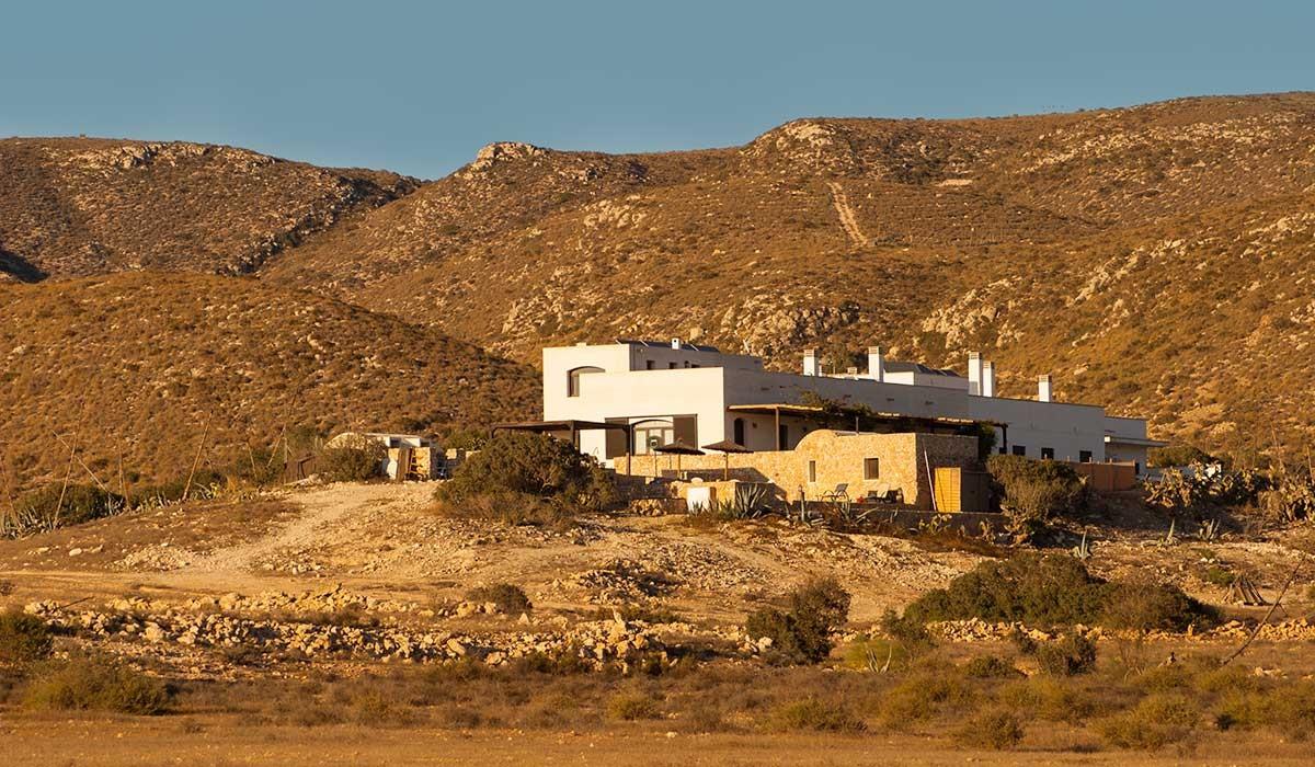 Casa rural ecológica Cortijo la Tenada1c