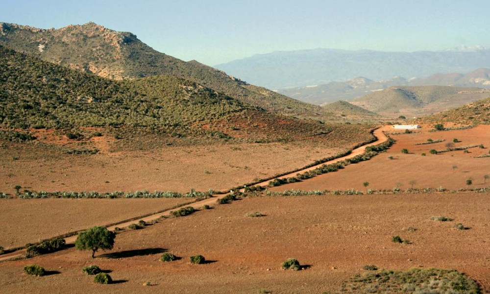 Vista - Valle del Hornillo
