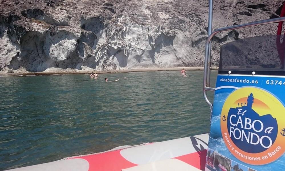 Cabo de Gata - ruta Cabo a Fondo